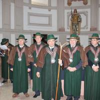 Academia Gastronómica Cultural da Caça entroniza novos confrades em Mafra