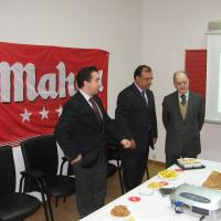 Parceria 5 estrelas entre o Grupo Vidis e a marca de cerveja espanhola Mahou