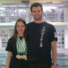 Sara Sousa (Vouzela) vence inter-distrital de natação em infantis