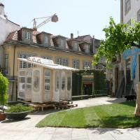 Centro histórico de Viseu vai continuar verde e florido até finais de outubro