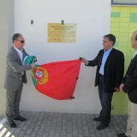 Estádio João Cardoso ganha novo relvado natural