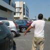 Arrumadores de carros pedem legalização da actividade em Viseu