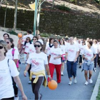 Corrida às inscrições em Lamego para a marcha da mulher duriense