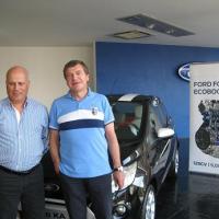Garagem Lopes associa-se em Viseu ao lançamento de novos produtos Ford