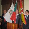 Rotary Clube de Viseu homenageou Arlindo Cunha e abriu portas a novo companheiro