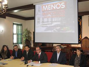 Câmara de Tondela baixa impostos e taxas municipais