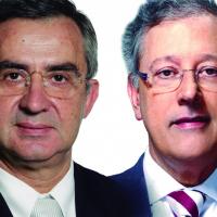 Duelo à vista entre José Junqueiro (PS) e Almeida Henriques (PSD) em Viseu