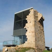 Torre de Vilharigues em Vouzela requalificada