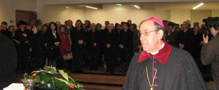 Paço Episcopal remodelado dignifica igreja e diocese de Viseu