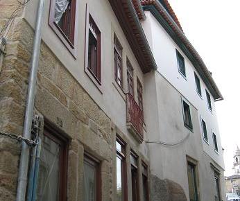 Edificio do centro histórico de Viseu acolhe vítimas de violência doméstica