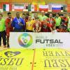 Portugal revalidou em Viseu título mundial de futsal adaptado
