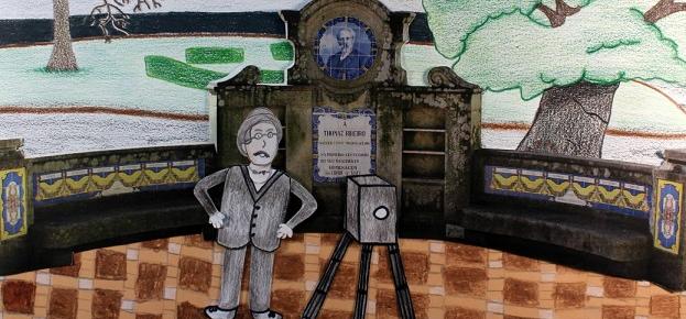 Curta metragem da EP de Torredeita seleccionada para festival internacional