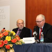 Correia de Campos apresentou livro «Percursos Marcantes na Saúde»
