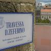 D. Zeferino perpetuado com nome de rua em Viseu