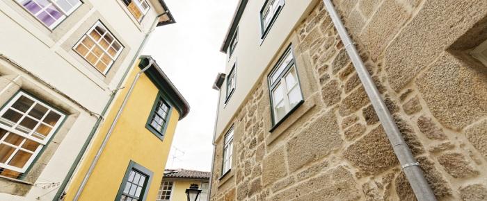 Luz verde para reabilitação de 8 edifícios no centro histórico de Viseu