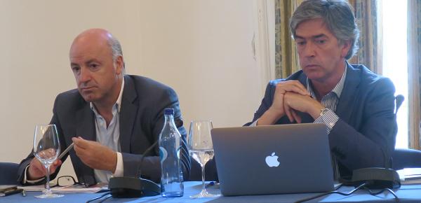 Pedro Machado e Jorge Loureiro reeleitos na Agência Regional de Turismo
