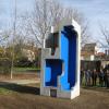 Escultura no Pavia reconcilia o rio com a cidade de Viseu