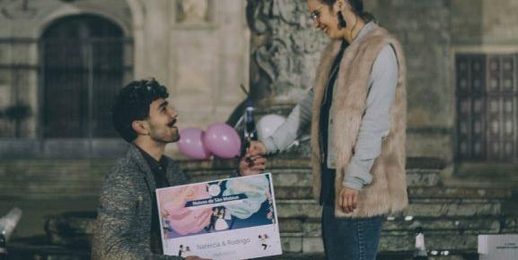 Já há «noivos de São Mateus» e dão o «nó» no ano de estreia