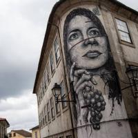 Street Art cria 15 novas paisagens artísticas em Viseu