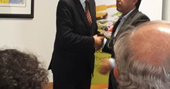 IPV integra rede de defesa da Dieta Mediterrânica