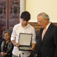 João Félix recebeu título de embaixador de Viseu