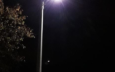 EDP Distribuição instala luminárias Led em Carregal do Sal