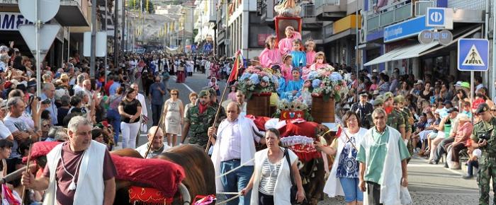 Lamego volta a reviver as tradições da Romaria de Portugal