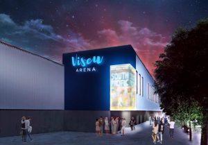 Viseu Arena deverá ficar concluído até finais de 2020
