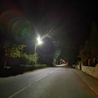 Edp Distribuição instala mais luminárias Led em Sátão