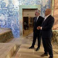 Igreja de Mangualde vai ter espaço de acolhimento a turistas