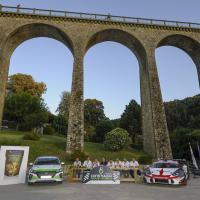 Constálica Rallye Vouzela na estrada a 21 e 22 de setembro