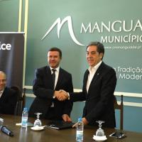 Fibra ótica em Mangualde chega aos 85 por cento em 2020