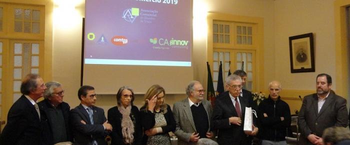 Gala premiou resiliência dos comerciantes de Viseu