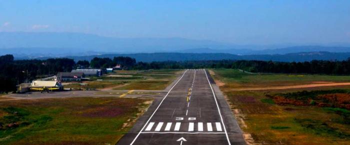 Aeródromo de Viseu registou aumento superior a 600 voos em 2019