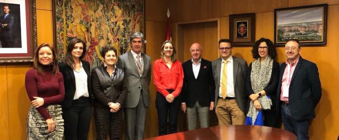 Centro de Portugal e Castela e Leão com projecto de promoção comum