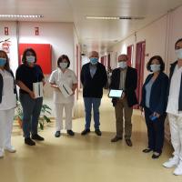 «O Longe Faz-se Perto» no Centro Hospitalar Tondela Viseu