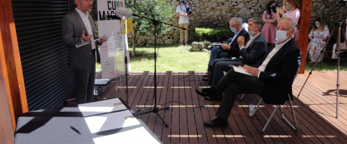 Um «CUBO MÁGICO» para animar o verão e a retoma económica e cultural