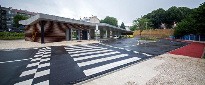 Interface coloca transportes públicos à porta do Hospital de Viseu