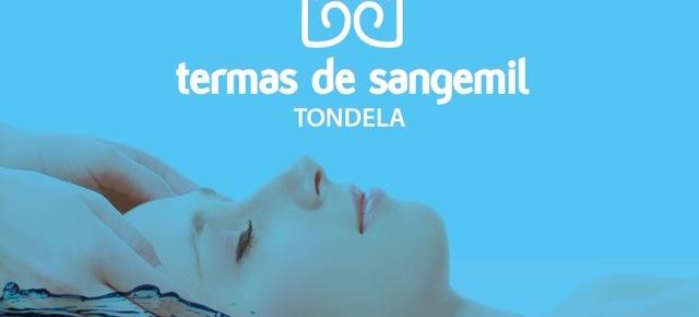 "Termas de Sangemil com selo ""Clean & Safe"""
