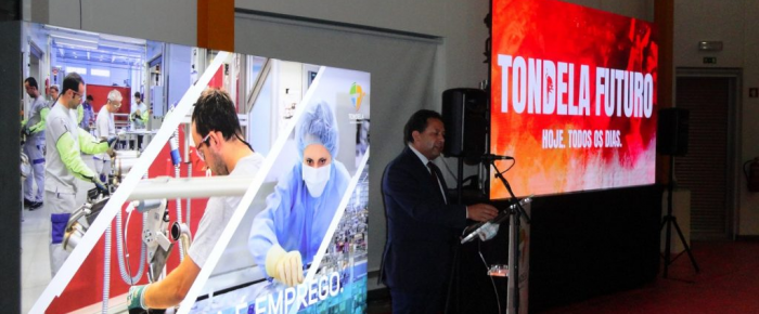 Investimento de 95 milhões cria mais 500 postos de trabalho em Tondela
