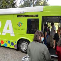 Laboratório móvel das ciências chega a mais de 4.000 alunos em Viseu Dão Lafões