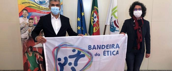 Meia Maratona de Tondela recebe bandeira da Ética do Desporto