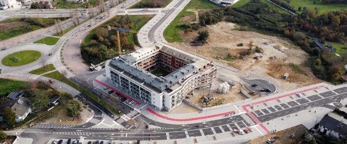 Novos acessos dão mais centralidade à Avenida da Europa