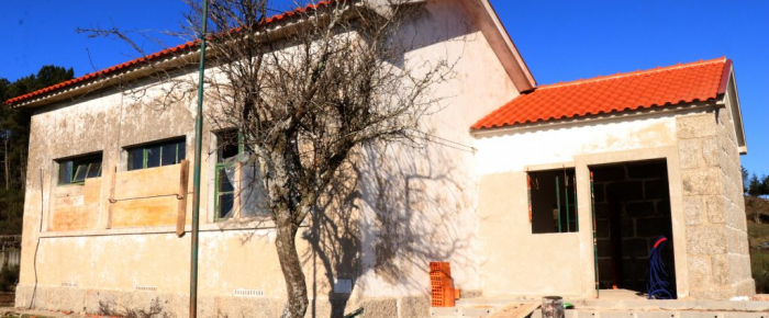 Castro Daire: antiga escola primária será albergue para peregrinos