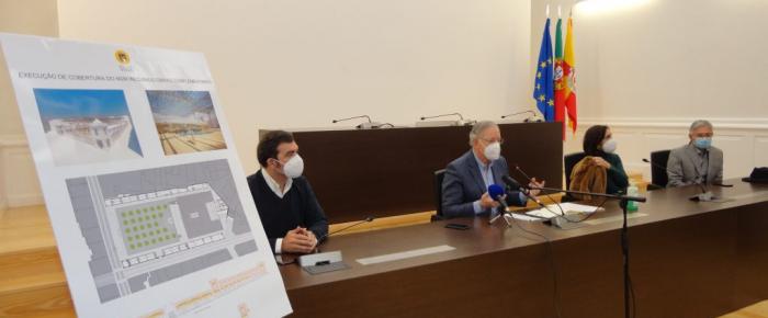 Cobertura do Marcado 2 de Maio arranca este mês em Viseu