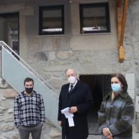 Beneficiários do «Viseu Habita» passaram Natal em casa nova