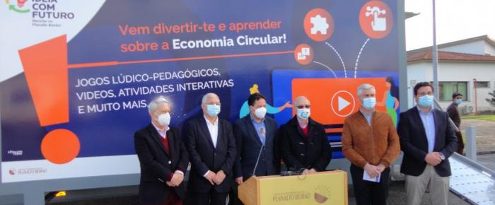 Reciclagem no Planalto Beirão supera média nacional e cresce 22% em 2020