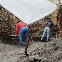 Lamego realiza escavações arqueológicas na Casa do Horto