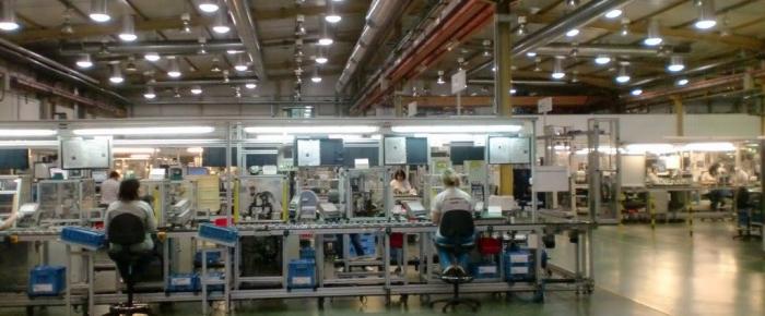 Parque solar reduz emissões de CO2 na fábrica da Huf em Tondela