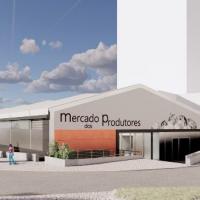 Novo Mercado Municipal de Viseu fica junto ao edifício da Segurança Social